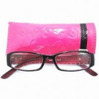 China Reading glasses with case wholesale