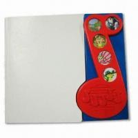 China Musical Note-shaped Story Book with Sound, OEM and ODM Orders are Welcome wholesale