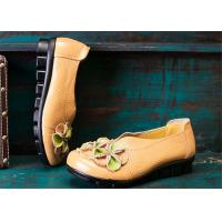 China Aidocrystal high heels Comfortable Trendy Shoes fancy sexy ladies leather shoes with bowknot on sale