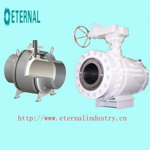 China Trunnion Mounted Ball Valve Valve Body (welded body) wholesale