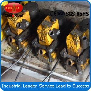 China Ratchet Rail Jack with Safety Crane Handle wholesale