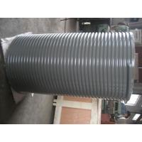China Professional Lebus Grooved Drum For Lifting Crane / Tower Trailer wholesale