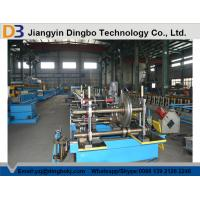 China Galvanized Perforated Cable Tray Making Machine by Chain Drive Type on sale