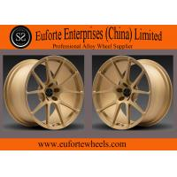 China OEM Jaguar X-Type 18 Inch Alloy Wheels Forged Rims One Piece wholesale