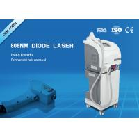 China CE Approved 808nm Diode Laser Hair Removal Machine Macro Channel Laser wholesale