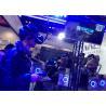 China Vr World Virtual Reality Treadmill Games / 9D Simulator Vr Gaming System wholesale