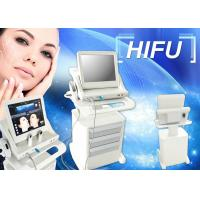 Multi Functional Portable High Intensity Focused Ultrasound Hifu Beauty Machine For Salon