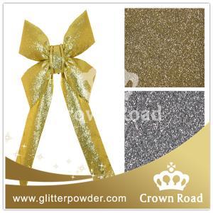 China christmas tree topper glitter powder on sale