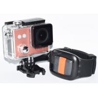 China New Ef81br Weatherproof Sports Action Camera For Diving , OEM Helmet Action Camera wholesale