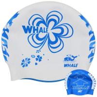 China Durable Elasticity Waterproof Silicone Swimming Caps Non Toxic Tasteless wholesale