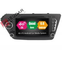 China Cortex A53 Octa Core Kia Android Car DVD Player With Gps And Bluetooth For RIO /  K2 wholesale