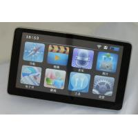 China HD 800*480 Touch Screen 6 inch gps navigation with Mp3/Mp4 DVD/VCD Photo Viewer wholesale