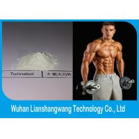 China 4-Chlorotestosterone Acetate Androgenic Anabolic Steroids Turinabol CAS 855-19-6 wholesale
