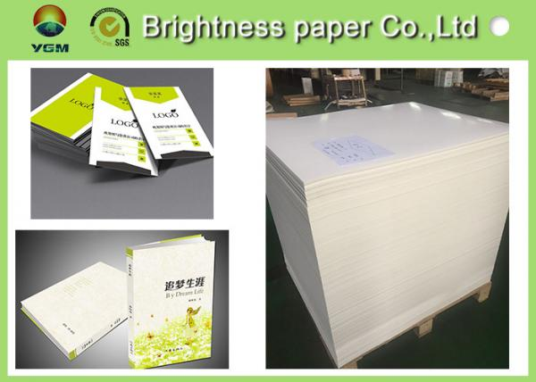 Quality Multiplication C1S Folding Box Board Stock Paper 700 * 1000 For Printing for sale