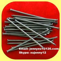 China straight and smooth shank,diamond point common nail wholesale