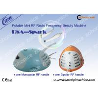 China 10MHZ Mini RF Beauty Equipment For Skin Lifting & Wrinkle Removal on sale