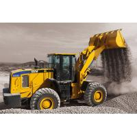 China SEM659C Wheel loader C-series wheel loader 5ton Heavy work conditions wholesale