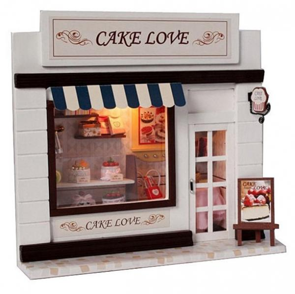 Wooden Toys Cakes Images