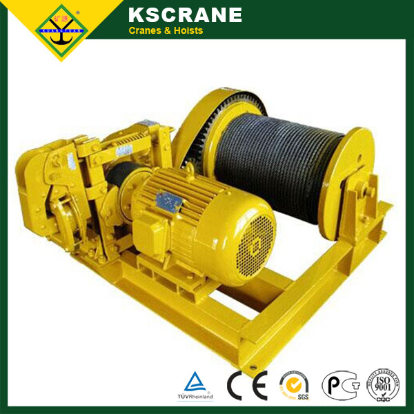 Quality New Condition 3ton Cable Lifting Winch for sale