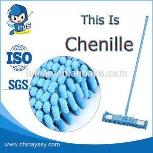 China 2015 new popular microfiber mop flat mop wholesale