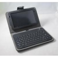 China Samsung Galaxy Tab Case with Bluetooth Keyboard and Stand wholesale