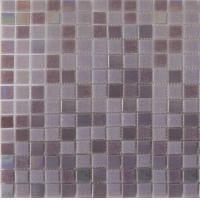 swimming pool glass mosaic tiles KG214 chip size 20*20/ sheet size 327*327, 4mm thickness