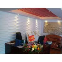 China Waterproof Office Decorative Wall Panel Background Interior Wall Cladding wholesale