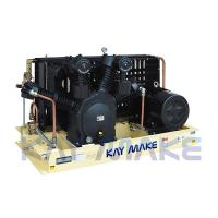 China Easy To Install Blowing Machine Air Compressor Cast Iron Structure 2 Year Warranty wholesale