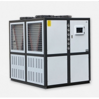 China 100 tr refrigeration equipment water cooling chiller wholesale