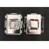 China Stainless Steel Embedding Cassette Histology Tissue Base Molds With Subtle Polishing wholesale
