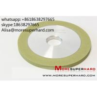 China 1A1  Vitrified bond diamond grinding wheels Alisa@moresuperhard.com wholesale