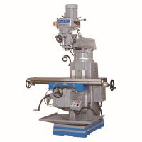 China 0.005 Spindle Tolerance Vertical Turret Milling Machine For Daily Necessities Mold Processing wholesale