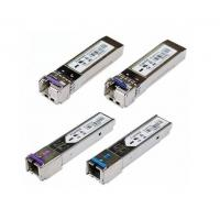 China 10gbase-lrm SFP+ Optical Transceivers / Small Form Pluggable SFP 1310nm wholesale