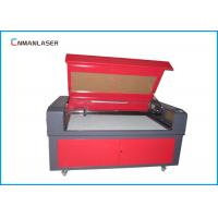 China Glass Sealed CO2 Cnc Laser Engraving Machine  For Cardboard Wood Cutting wholesale