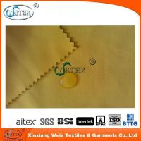 China Cotton Knitted Heat Resistant Waterproof Fabric For Protective Clothing wholesale