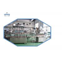 Buy cheap Professional Oil Bottle Filling Machine , Edible Oil Packing Machine AC220V/50Hz from wholesalers