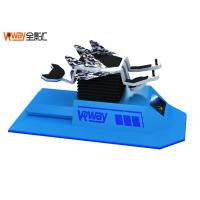 Buy cheap Customized Color / Screen Size VR Motion Platform L1000*W2000*H1200mm from wholesalers