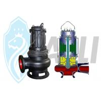 China Easy Install Submersible Sewage Pump Drainage Pump For Residential / Commercial Areas on sale
