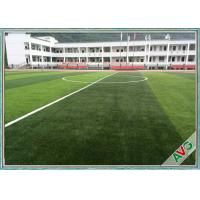 China Monofil PE Sports Artificial Turf Football Artificial Grass ISO Certificate wholesale