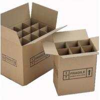 Corrugated Packaging Boxes Kraft Paper Corrugated Cardboard Shipping Boxes