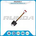 China Long Handle Garden Spade Shovel Good Hardness Multifunction 225x295x1020mm wholesale