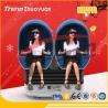 China 570kg 2.5KW 9d Virtual Reality Egg Machine Simulator For Amusement Park wholesale