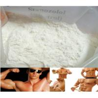 China CAS 10418-03-8 Deca Durabolin Steroid , Oral Anabolic Muscle Growth Stanozolol Winstrol wholesale