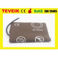 China Low price PU Adult Blood Pressure Cuff For Patient Monitoring Devices wholesale