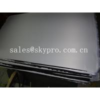 China SBR Neoprene Rubber Sheet with PSA backing , 1mm - 50mm thick rubber sheet wholesale