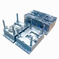 China HASCO Mold Base Custom Injection Mold With HDPE PE PPR Plastic wholesale