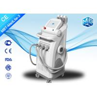 IPL RF Laser 3 In 1 E Light Hair Removal Device , Pigment Removal Ipl Laser Machine