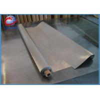 Buy cheap Plain Weave Fine Sus304 316 Stainless Steel 25 50 100 200 Micron Filter Mesh from wholesalers