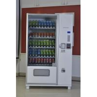 China Smart Card / Bar Code Pay Dairy Grocery Food And Beverage Vending Machines wholesale