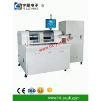 Buy cheap Windows 7 System PCB Router Machine Morning Star Spindle / PCB Depanelizer from wholesalers